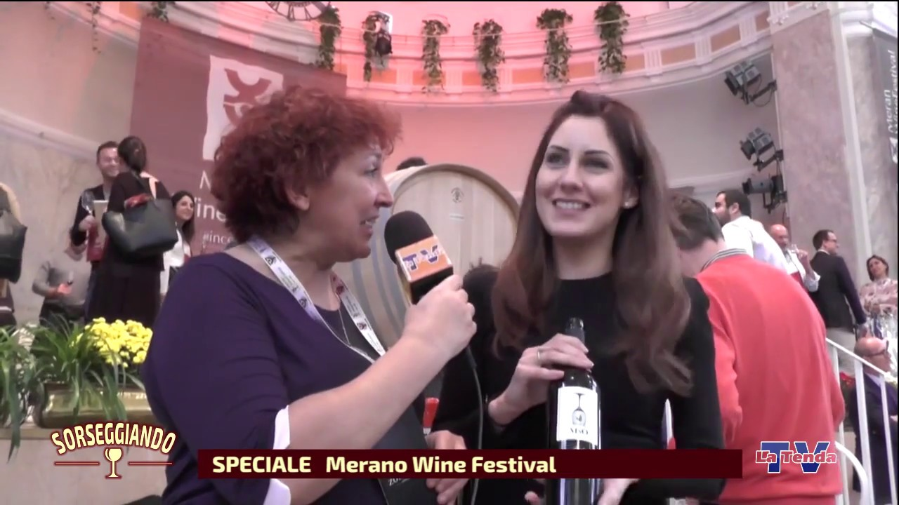 Sorseggiando 2018 - Merano Wine Festival - 1