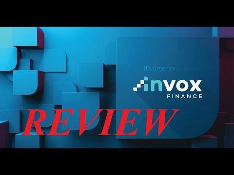 Invox Finance Platform - Reivew ICO