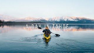 A DAY IN THE LIFE in LAKE TAHOE - GoPro Hero 7 Black