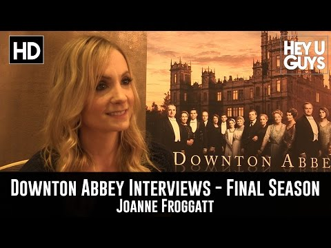 Joanne Froggatt Exclusive Interview - Downton Abbey Season 6
