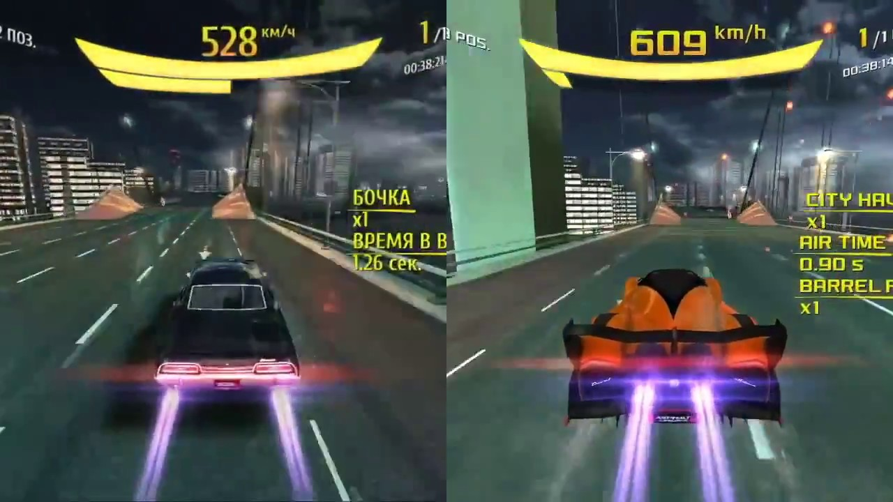 Asphalt 8 Chevrolet Impala Vs Devel 16 Tokyo Rev Youtube