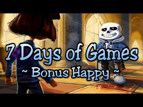 Happy Days Special Channel Event! | 7 Days Of Games | Bonus Happy