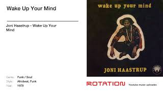 joni haastrup wake up your mind