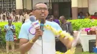 MP Ali slams Joho: Oh God! He is a showbiz Governor, concerned about his beards