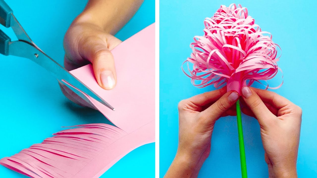 21 PRETTY FLOWER IDEAS | HOMEMADE UNIQUE CREATIVE IDEAS