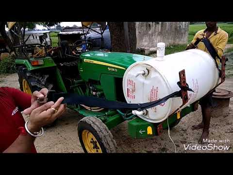 Tractor Mounted  Sprayer  ,Agriculture pesticides | Modern Agriculture | Home made Sprayer