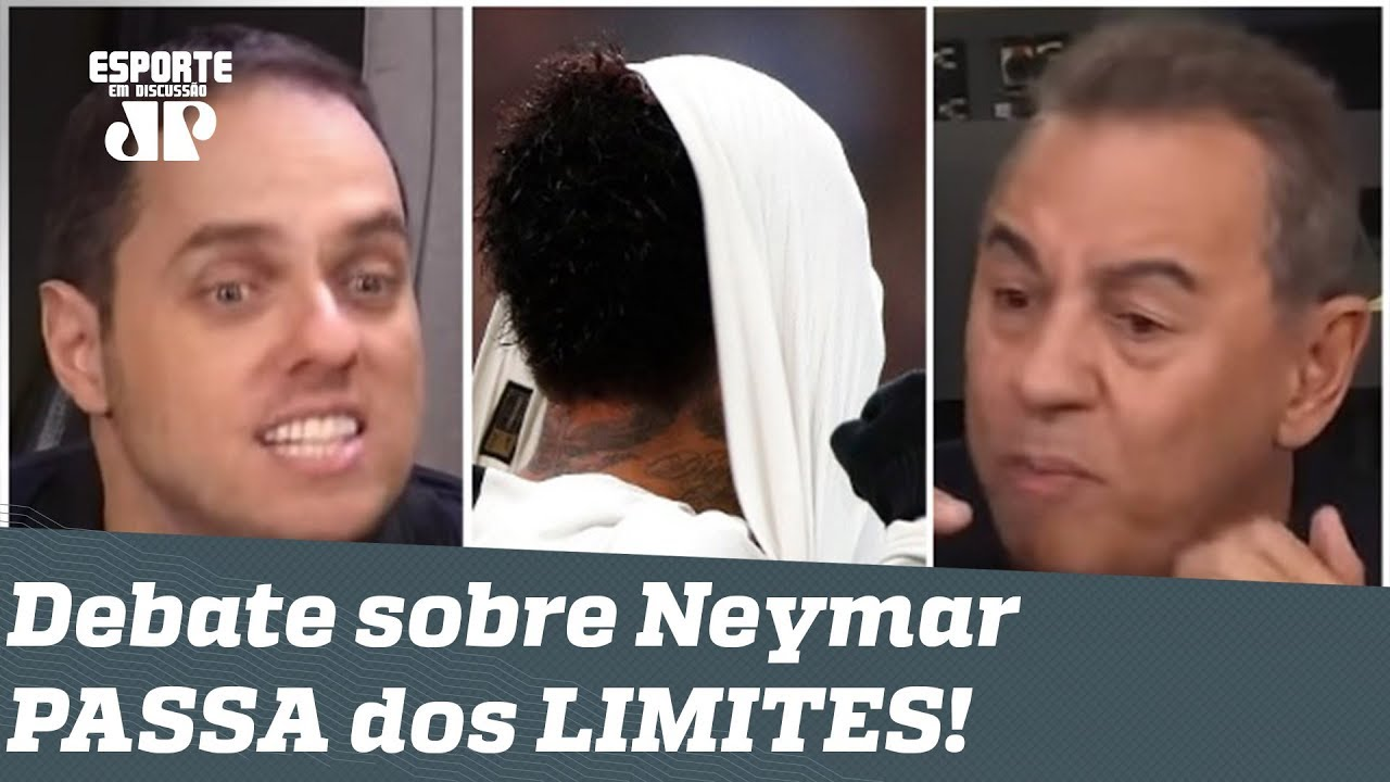 PEGOU FOGO! Neymar dá SOCO em torcedor, e debate PASSA dos LIMITES!