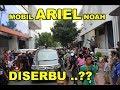 VIDEO VIRAL MOBIL ARIEL NOAH DISERBU