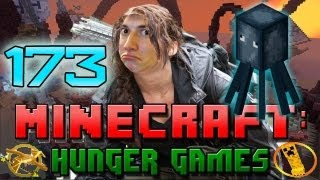 Minecraft: Hunger Games w/Mitch! Game 173 - The Kraken!