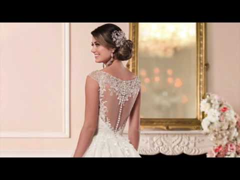 Cheveux Bridal Launceston - Wedding Dress Beautiful Backs