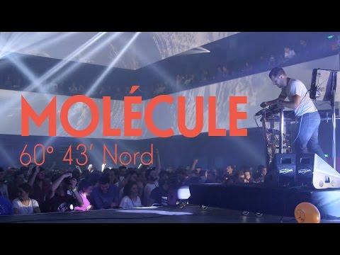 Molécule - 60° 43' Nord - Live (Scopitone 2016)