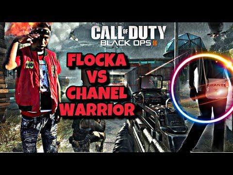 HILARIOUS ARGUMENTS! BLACK OPS 2! FLOCKA VS CHANEL PURSE WARRIOR! HE GOT A BIG MAN PURSE! #GOMFSFB