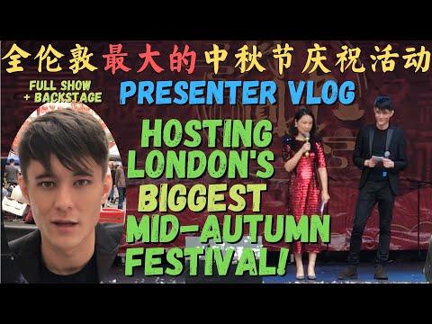 London's Biggest China Mid-Autumn Festival 2021 (Presenter Vlog + Best Performances)
