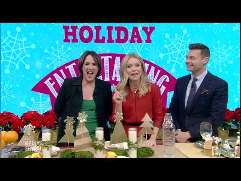 Holiday Entertaining: Festive Table Decor with Katie Brown