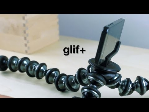 glif+ tripod mount for iPhone 5