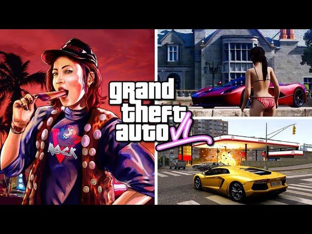 GTA 6 Liste de souhaits: 10 plus gros articles que nous voulons voir + vidéo