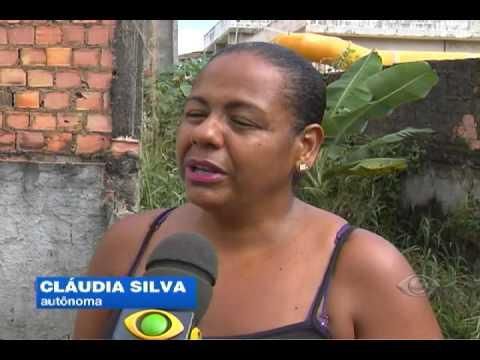 "Band Cidade - ""Canal sem limpeza acumula lixo"""