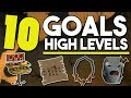 Top 10 Goals for High Level Accounts to Work Towards ! Account Goals for High Levels![OSRS]
