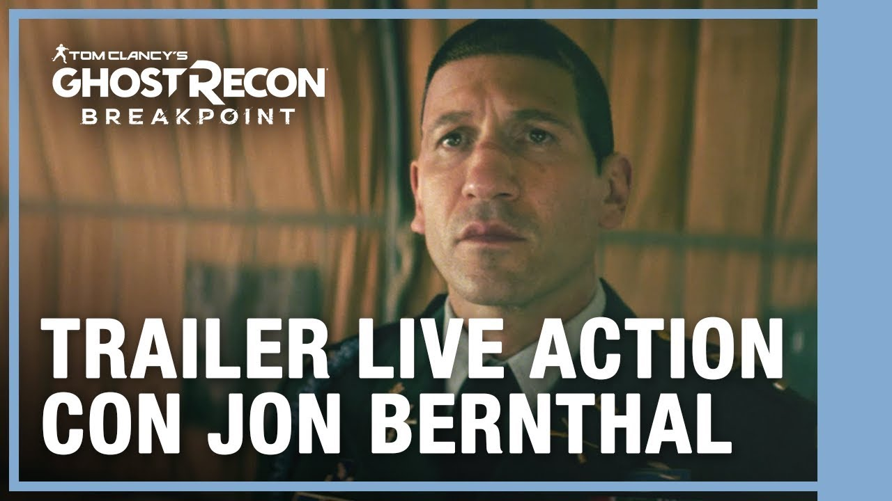 Tom Clancy's Ghost Recon Breakpoint - The Pledge Ft. Jon Bernthal | Live Action Trailer