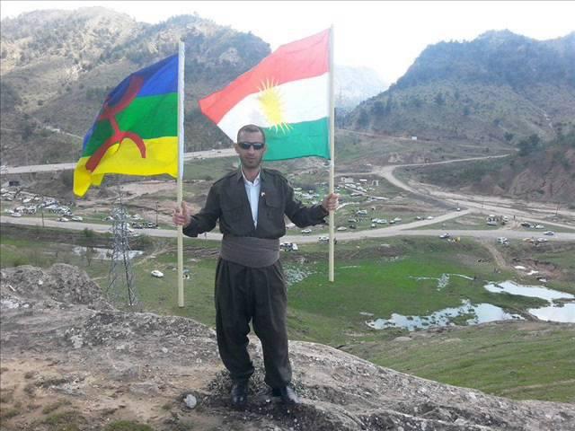 the Kurdish Nowruz     Congratulations from tamazgha 2 kurdestan