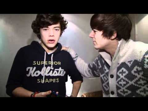 The X Factor 2010 - One Direction Go Pop Crazy