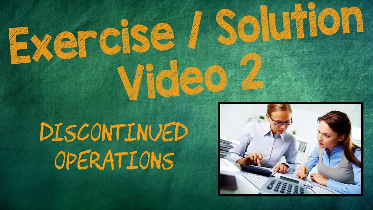 accounting exercises with solutions pdf