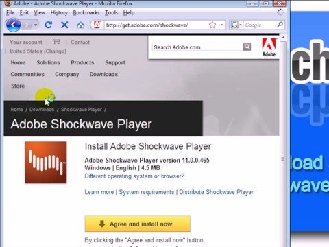 descargar shockwave player download: