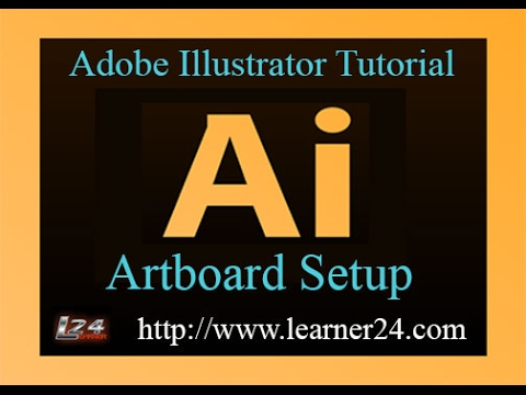 How To Setup Artbord in Illustrator
