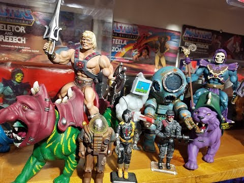 * Best 80s Gi JOE and Heman Video EVER.*  Amazing Customs Collection that you have to see to BELIEVE