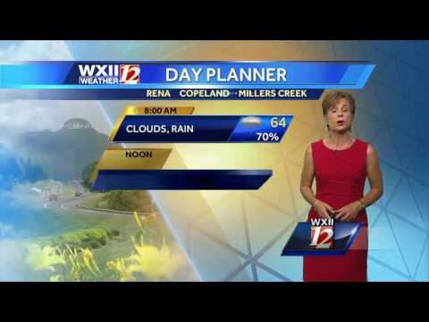 WATCH:  Rain likely Tuesday with flood threat