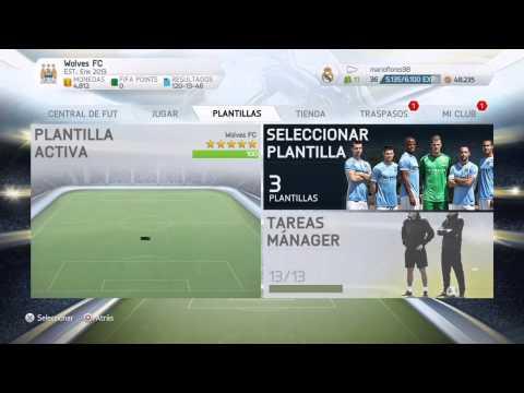 Truco Contratos infinitos  Fifa 14 Ultimate Team