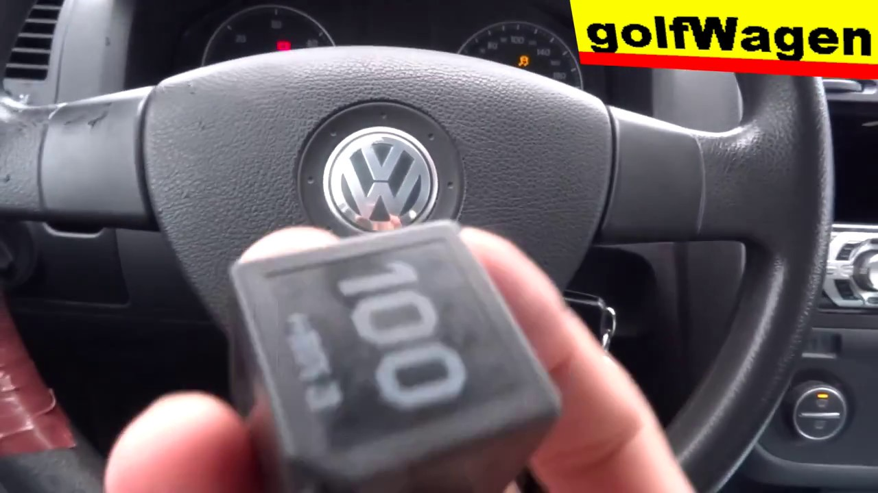 Little About Relay 100 Glow Plug Quot Start Relay Quot Vw Golf 5