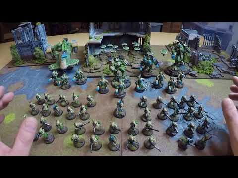 40k 8th edition tactics Tau army list building.