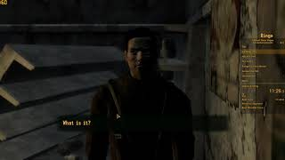 Fallout: New Vegas All Achievements in 8:36:01 w/o loads (9:08:35 real time)