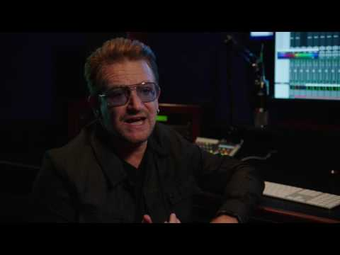 "Bono discusses U2's ""Sunday Bloody Sunday"" for Louder Than Words"