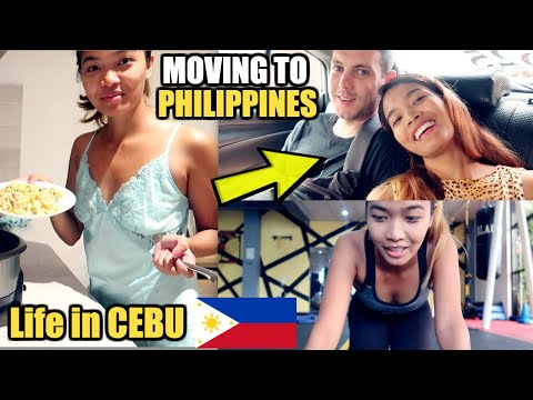 MOVING To PHILIPPINES | Life in Cebu City Living in Philippines