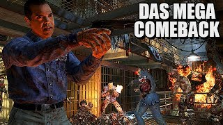CALL OF DUTY BLACK OPS 2 Zombie Mode Gameplay - Das Comeback