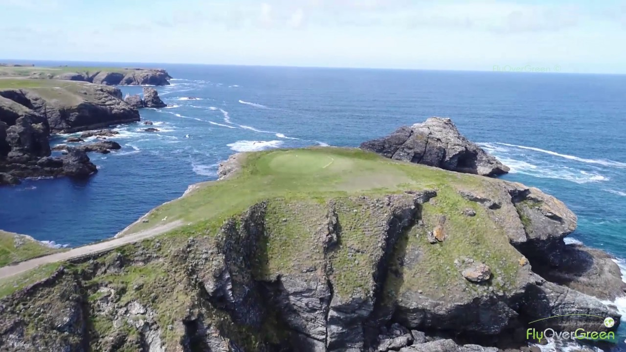 Bel Ile En Mer : golf de belle ile en mer drone aerial video overview short hd youtube ~ Medecine-chirurgie-esthetiques.com Avis de Voitures