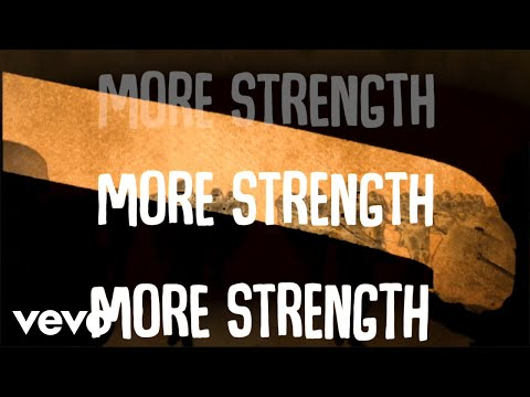 Busy Signal - More Strength (Official Lyric Video)