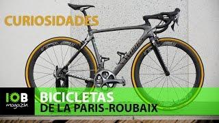 Las bicicletas de la París-Roubaix 2017