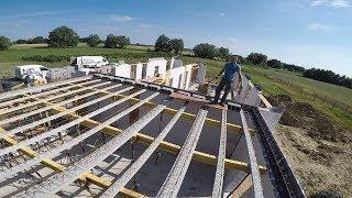 Jak zrobić strop teriva? Krok po kroku, zrób to sam. Jak wybudować dom?