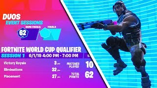 I Qualified for the World Cup FINALS!! (intense)