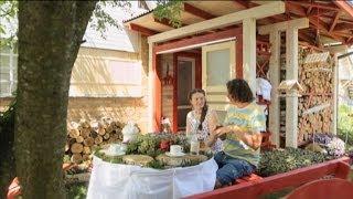 Как построить баню из чаном на даче(Дизайнер
