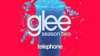 Telephone Version Glee (Con Algunos Cambios)