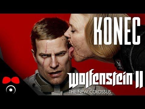 KONEC!   Wolfenstein 2: The New Colossus #13