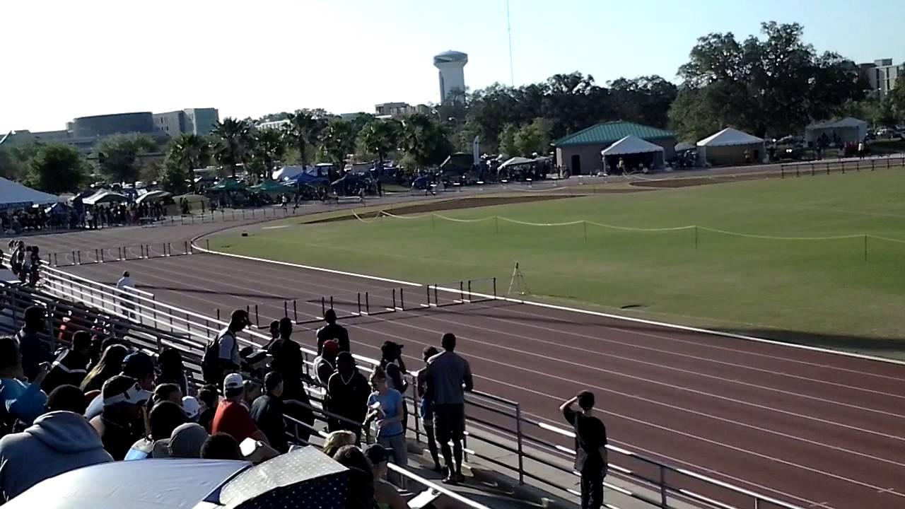 hallandale track meet 2013