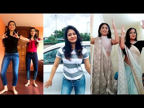 Indian girls Didi challenge in Indian Style