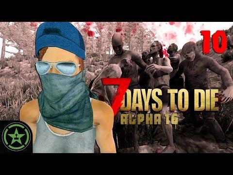 7 Days to Die: Night Time Terrors (#10)