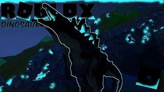Roblox Dinosaur Simulator - The Power of Godzilla ! (Godzilla King Of Monsters Mois!)
