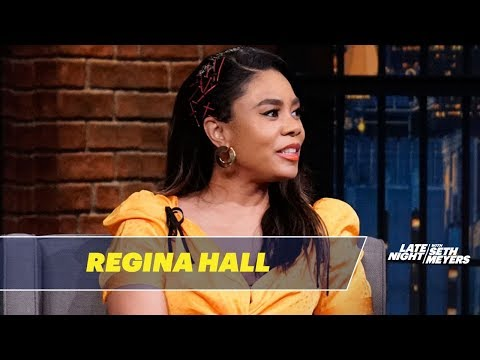 Tyra Banks Called Security on Regina Hall